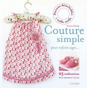 Couture simple enfants sages