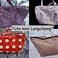 D'aprs mon tuto du mini Longchamp*
