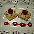 Tartelettes cerises express