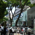 Magasins sur Orchard Road