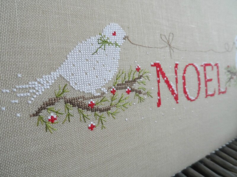 Oiseaux Noel 1