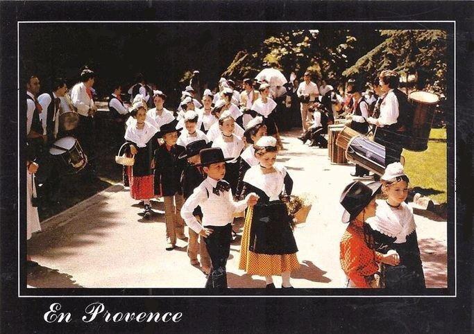 En Provence-Jour de fête
