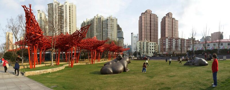 Red Beacon (Shanghai) 2010