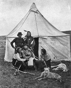 George_Custer_and_his_Scouts