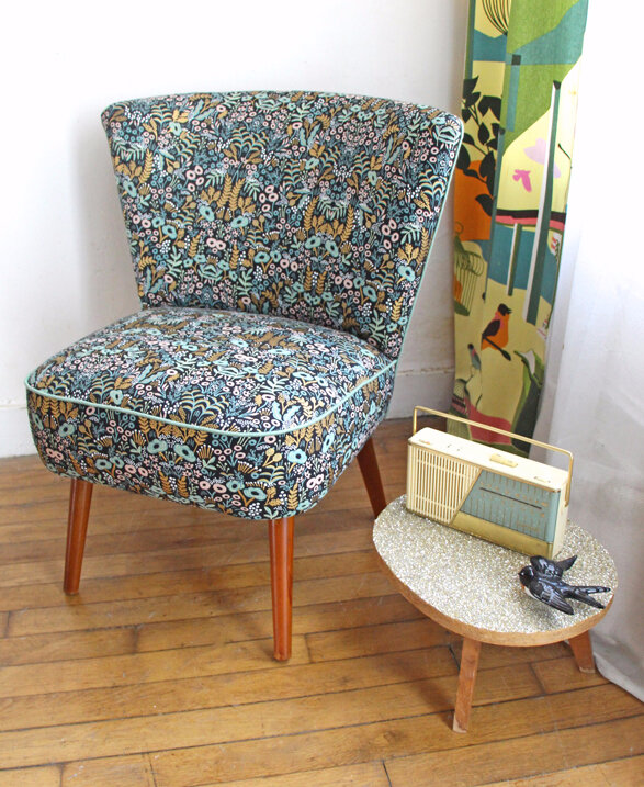 fauteuil-cocktail-vintage-tapestry