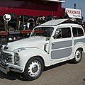 FIAT 500 Topolino Belvédère Lipsheim (1)