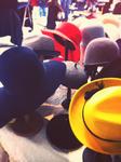 Mademoiselle Slassi Hat