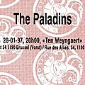 1997-01-28 The Paladins-Greenhorns