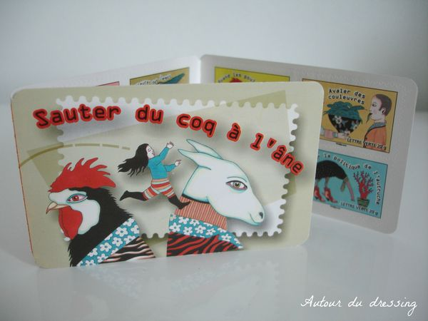images timbres poste citations
