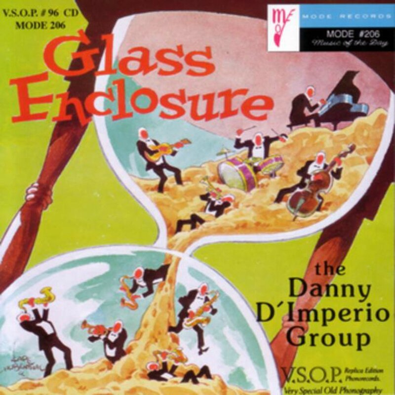 Danny D'Imperio Group - 1994 - Glass Enclosure (Mode)