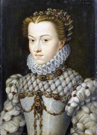 Elisabeth d'Autriche, musée Condé