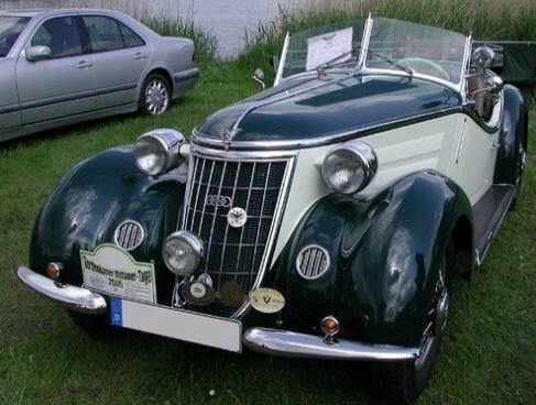 AUTO UNION 1936 PHOTO NORDELCH