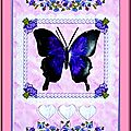 Echange Chez Brodi [ATC Papillon et échevette] Marie de Clessé pour Cathou 29 (1)