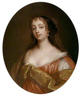 Elisabeth Hamilton, comtesse de Gramont