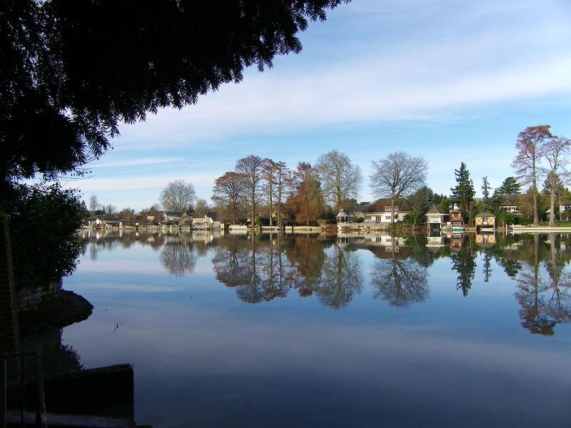 Le Loiret : au fond du jardin d'Anne-Sophie