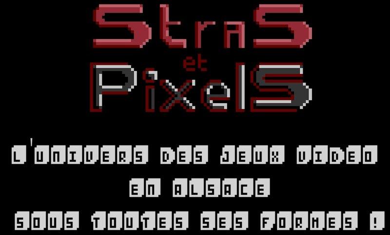 Stras et Pixels Youtube
