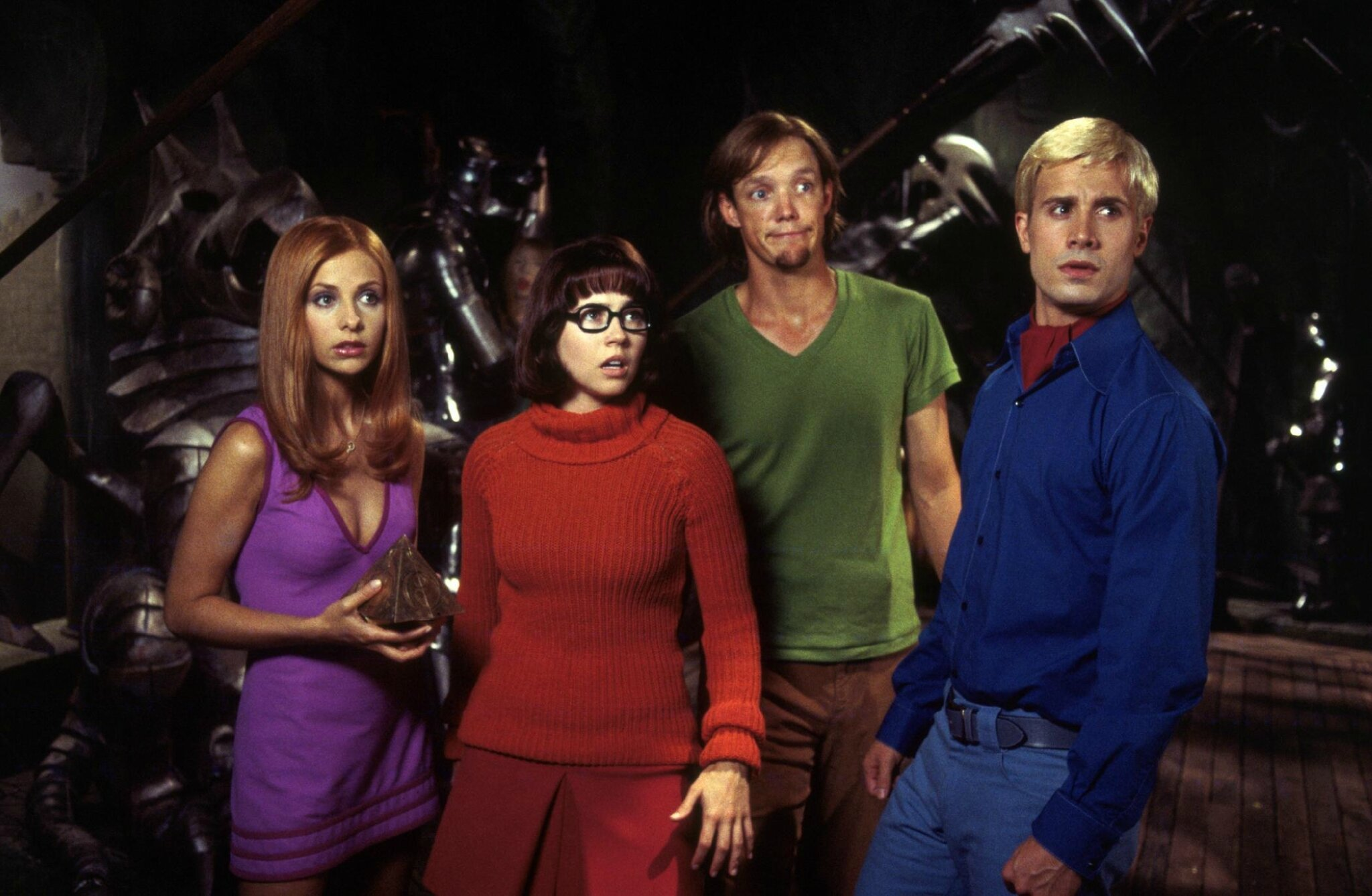 [VISIONNAGE POST-ENFANCE] #1 : Scooby-Doo