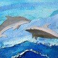Constantin Les dauphins, enfant