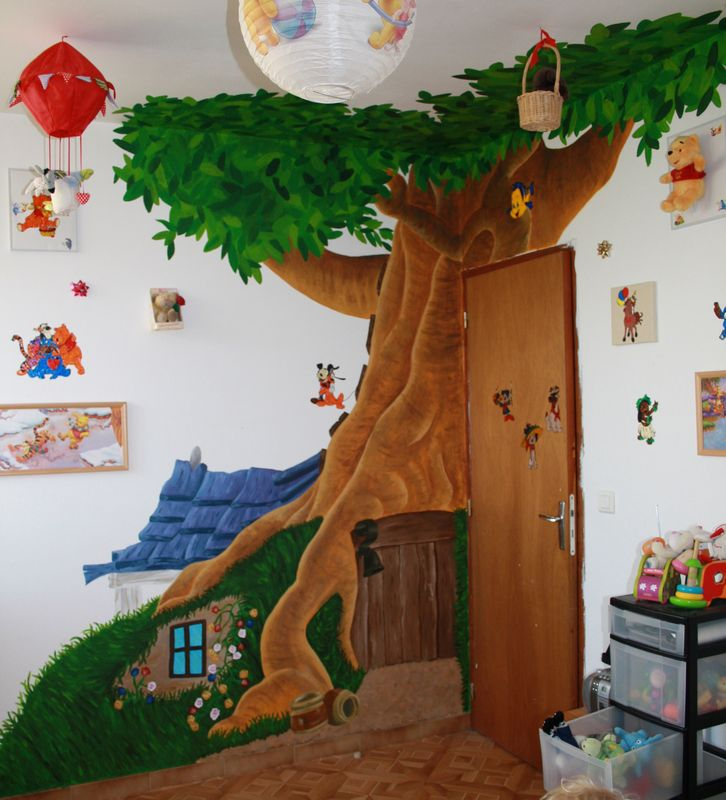 Chambre Winnie Fille. Top Chambre Coucher With Chambre Winnie Fille ...