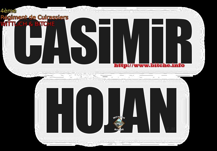 HOJAN CASiMiR
