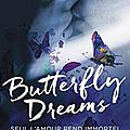 Butterfly dreams de meredith walters