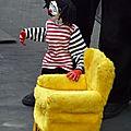 Festival des marionnettes: patinage artistique