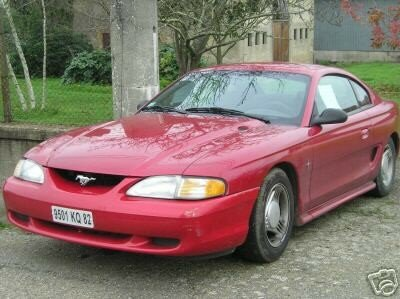FORD MUSTANG 1996 - 1