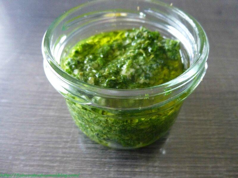 Pesto de persil (5)