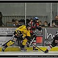 2014 : Hockey sur glace, Caen Vs Rouen.