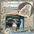 Petite Mademoiselle en promenade (publié le 13/05/08)