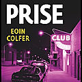 Mauvaise prise - eoin colfer - editions gallimard