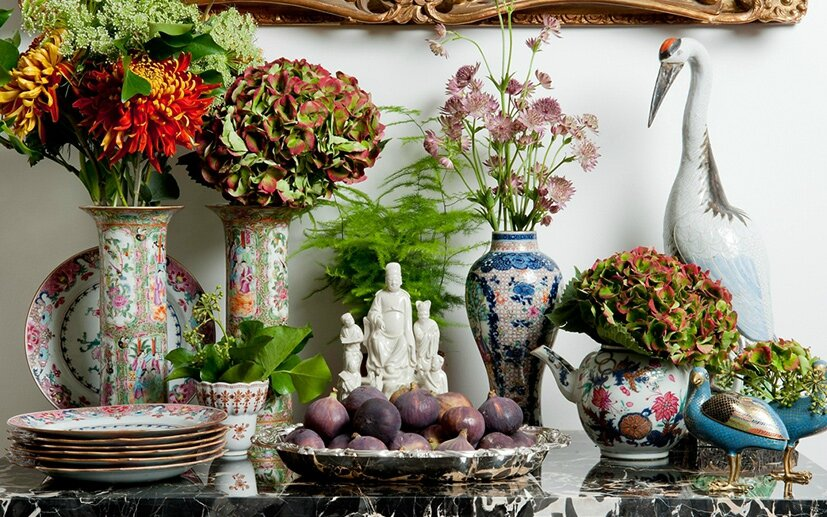 Precious Cargo: Chinese Export Porcelain and Works of Art