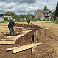 Les activités du mois d'avril au jardin partagé des horts