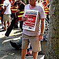14 eme et derniere manifestation anti loi travail à dunkerque ,un cri sourd perdu dans l océan politique du
