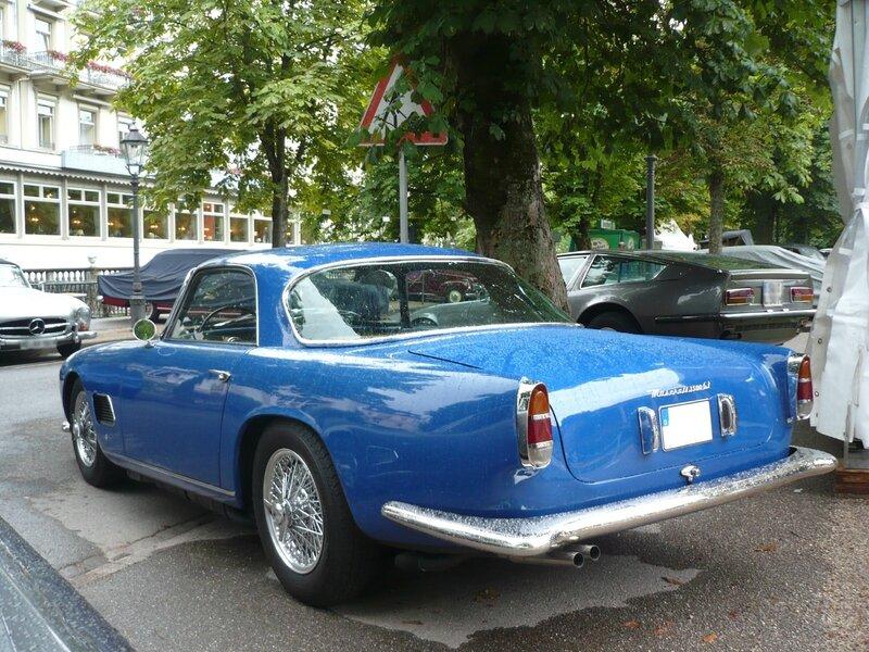 MASERATI 3500 GT Baden Baden (2)