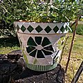 Pot de jardin - 27 € - Disponible
