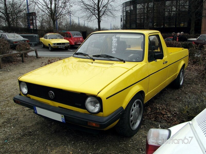 volkswagen golf caddy 1982 1992 a