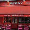 Mexi&co - paris 5e