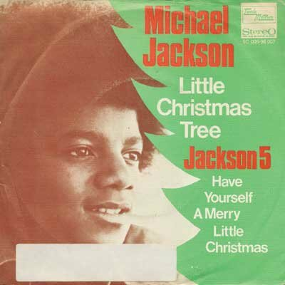 Little Christmas Tree, Michael Jackson, 1973
