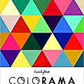 Colorama : imagier des nuances de couleurs / crushiform . - gallimard jeunesse, 2017