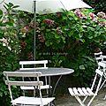 Veules les roses (76) ° un ravissant petit salon