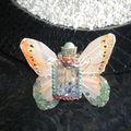 Bouteille papillon