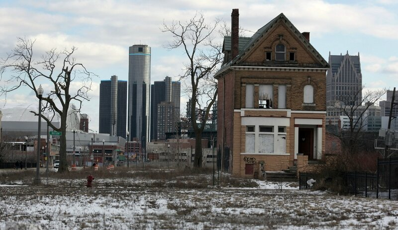 Detroit Michigan