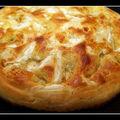 Tartes salées, Pizzas