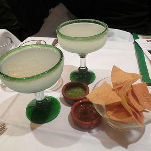 Anahuacalli Margarita et tacos J&W