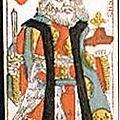 21 carte a jouer Generalite de Paris début XVIIIe s