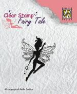 NELLIES CHOICE CLEARSTAMP FAIRY TALE 4