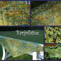Leaf Lace Shawl 2