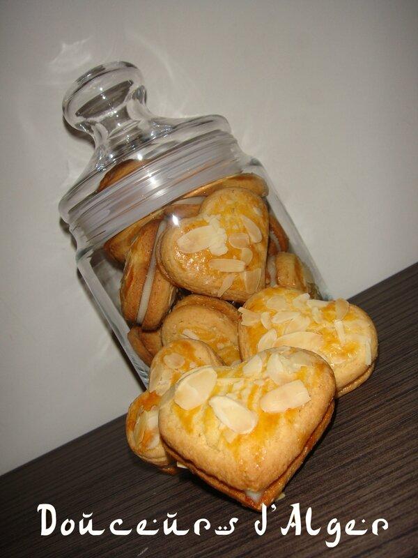 Geelse hartjes
