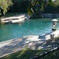 Barton Springs Pool au coeur du Zilker Park